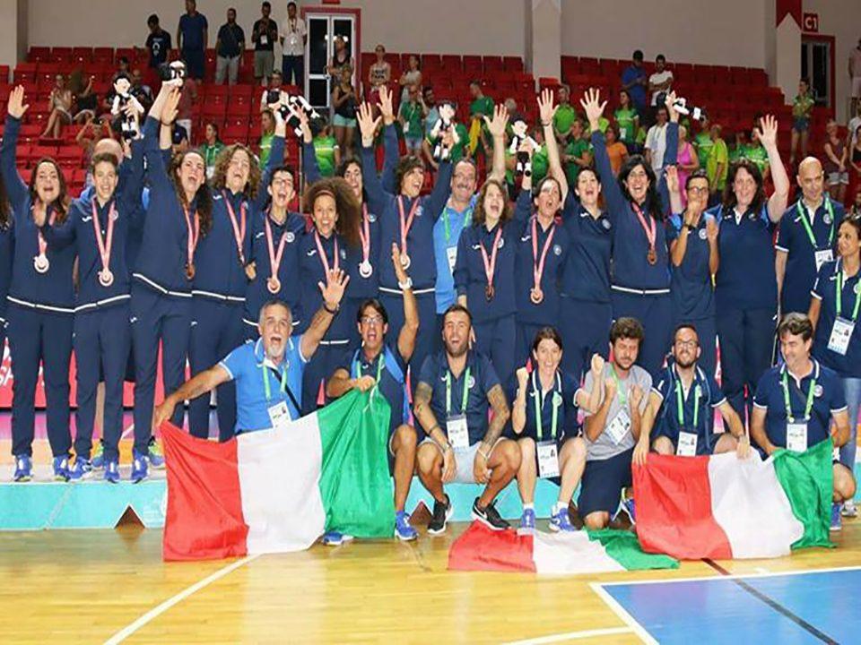 Olimpiadi dei sordi due storiche medaglie per l'Italia associazione sportiva internazionale