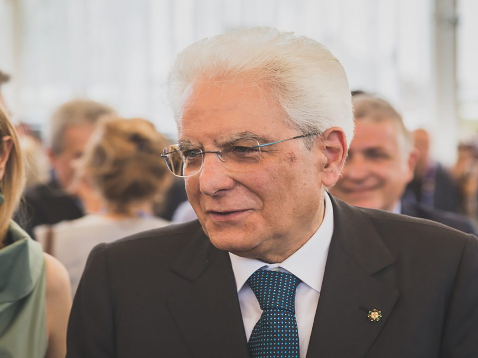 Il saluto di Sergio Mattarella ai partecipanti al Convegno del Parlamento della Legalità associazione sportiva internazionale