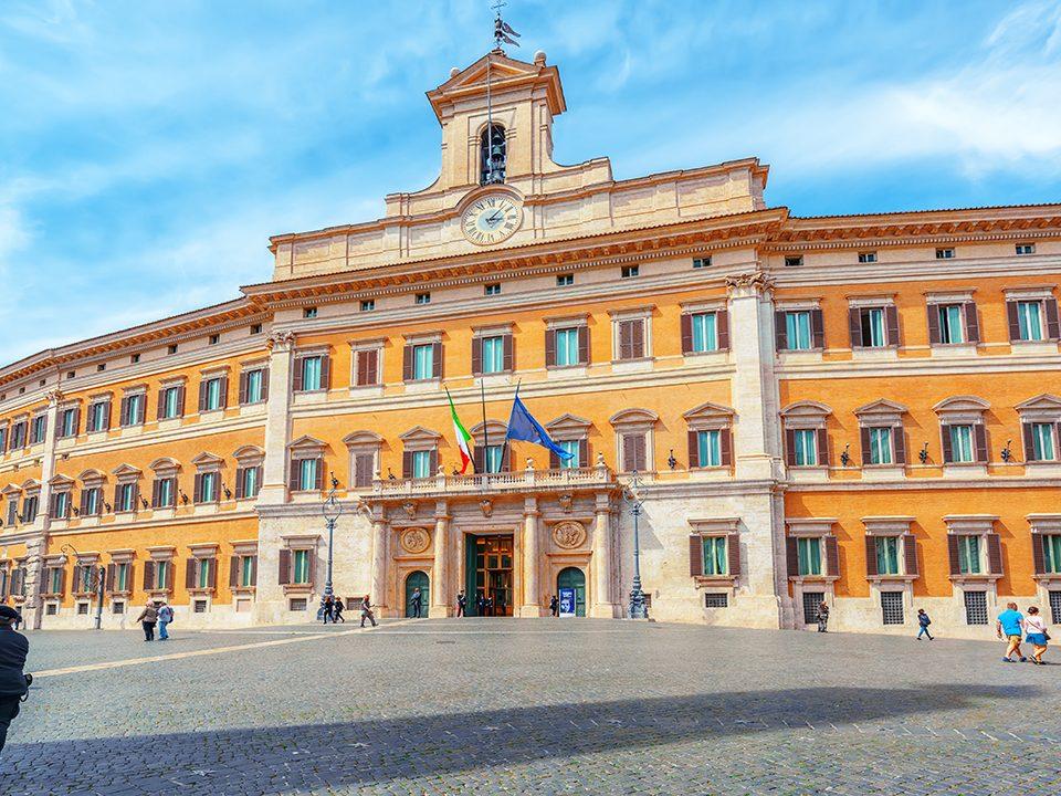 Inaugurazione dell'Anno Accademico del Parlamento della Legalità Internazionale a Montecitorio