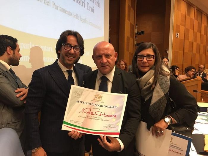 Anno Accademico del Parlamento della Legalità Internazionale Associazione Sportiva Internazionale 1