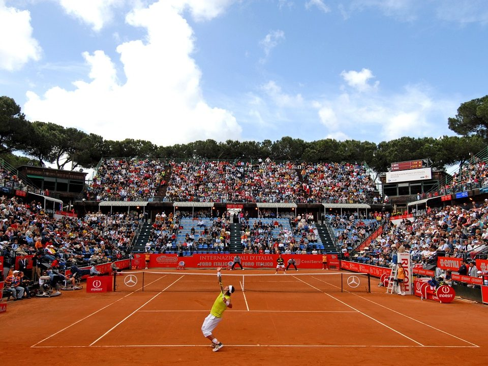 Internazionali BNL d'Italia associazione sportiva internazionale