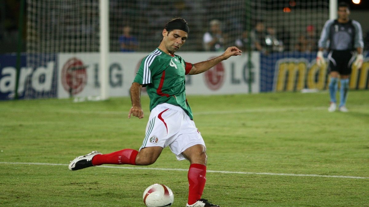 Rafa Marquez associazione sportiva internazionale